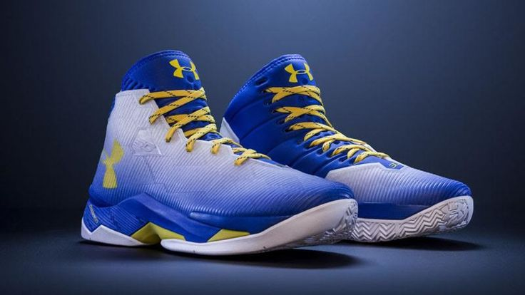 "Stephen Curry's Under Armour Curry 2.5 ""73-9"" colorway releasing soon 