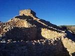Tuzigoot National Monument...near Clarkdale, Arizona.