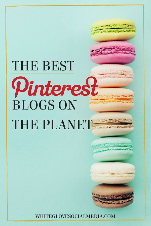 Top 40 Pinterest Blogs & Websites on the Web: The Best Pinterest blogs from thousands of top Pinterest blogs in our index using search and social metrics. Data will be refreshed once a week. | #PinterestMarketing Expert Anna Bennett Tips + Tricks | #pinteresttips #socialmedia
