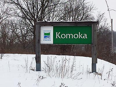 Komoka Provincial Park, Ontario