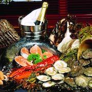 Frutos do marFrutos do Mar Por ser uma ilha, é fácil encontrar frutos do mar fresquinhos servidos aqui. Camarão, lagosta, siri, lula, ostra e muitos peixes como salmão, badejo e bacalhau são servidos na maioria dos restaurantes do país.
