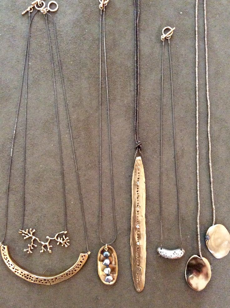 Bohemian Style| Serafini Amelia| Boho Gypsy-Natural Elements-Necklaces-Julie Cohn Design - 2014