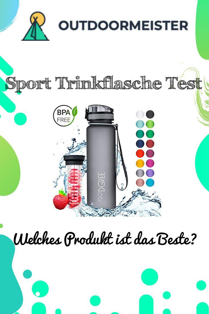 Sport Trinkflasche: Wir haben die besten Produkte getestet – Kaufberater