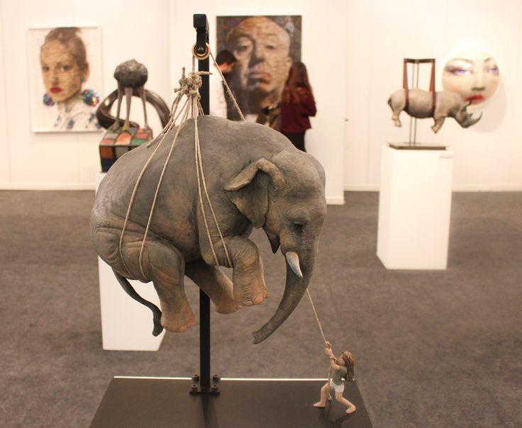 #ContemporaryIstanbul #art #fair #contemporary #modernart #contemporaryistanbul