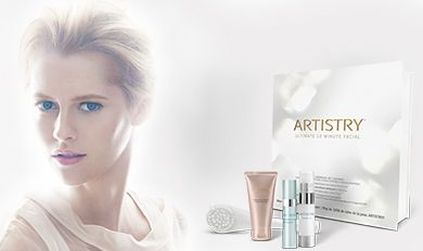 What's New in Amway Artistry