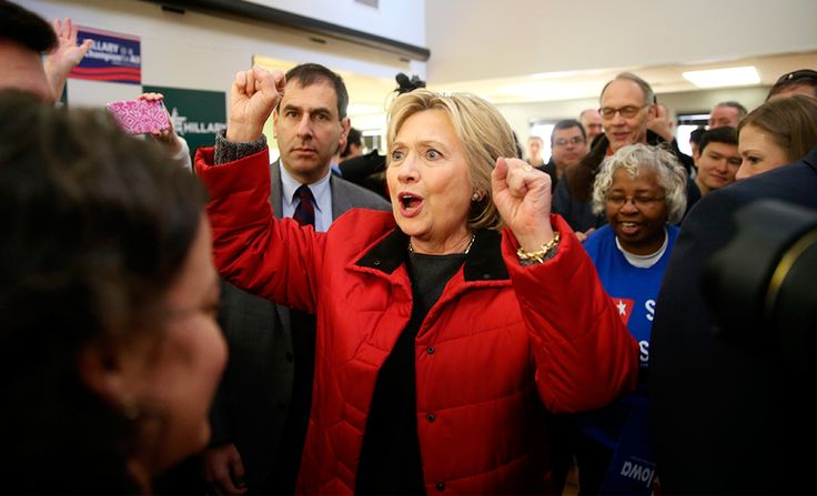Hillary Clinton was declared the official winner of the Iowa Democratic caucuses by the Associated Press on Tuesday morning, defeating Bernie Sanders by a thin margin. The former secretary of state...