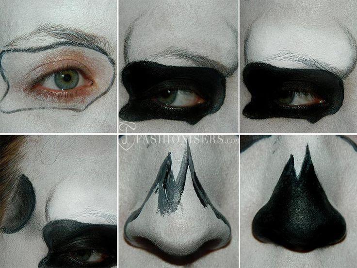 Lady Gaga Inspired Halloween Skull Makeup Tutorial  #halloween #halloweenmakeup #makeuptutorial