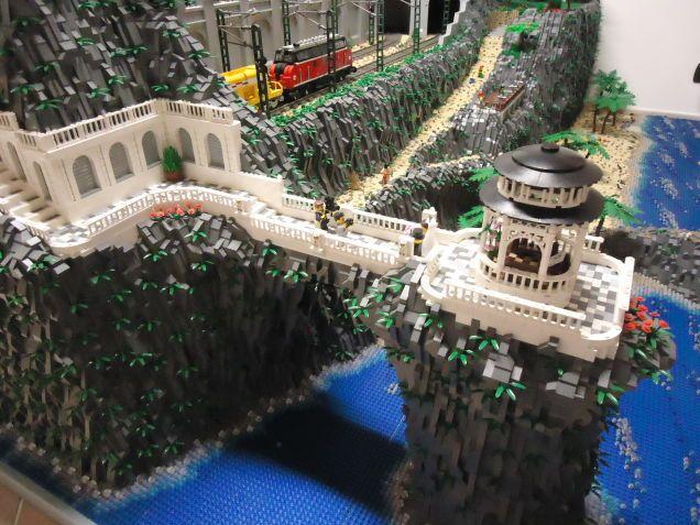 レゴの底力がわかる、巨大ジオラマ 5