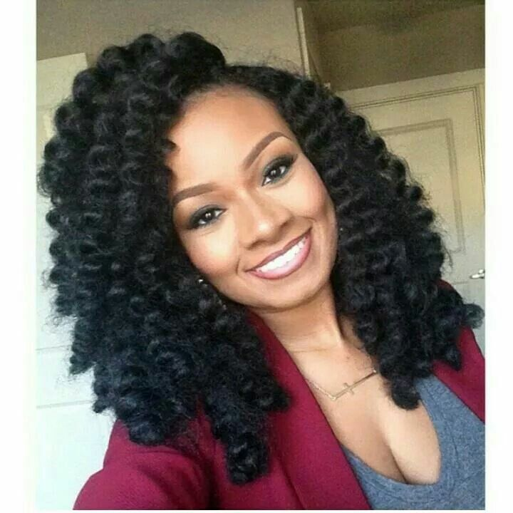 Crochet Braids Vacation : crochet braids crotchet hairstyles curls black braids hairstyles ...