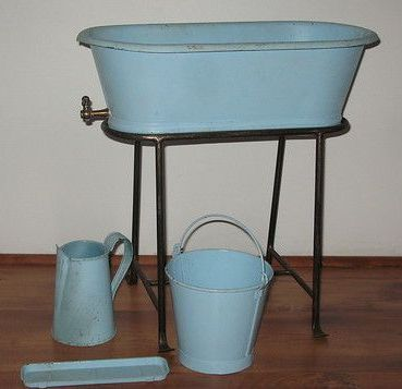Baby Bath Tub Metal Stand