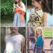 The Rivier Dress PDF Sewing Pattern – The Eli Monster