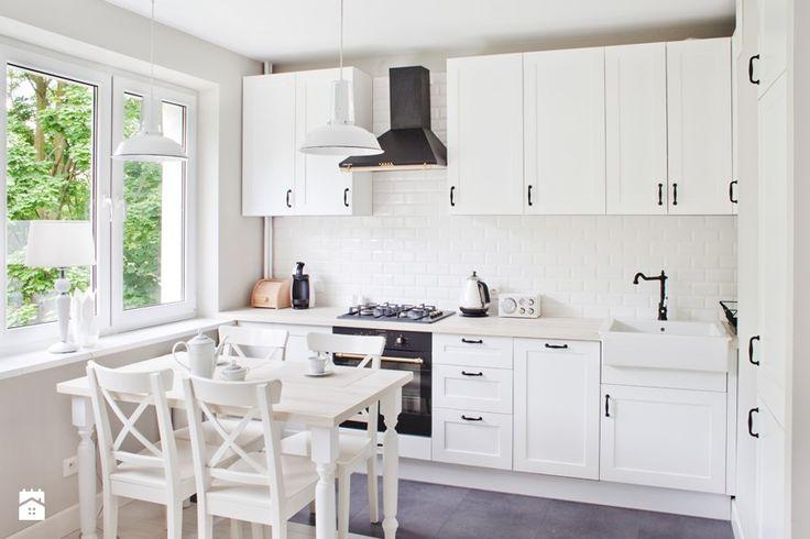 Kuchnia styl Prowansalski - zdjęcie od Qbik Design - Kuchnia - Styl Prowansalski - Qbik Design
