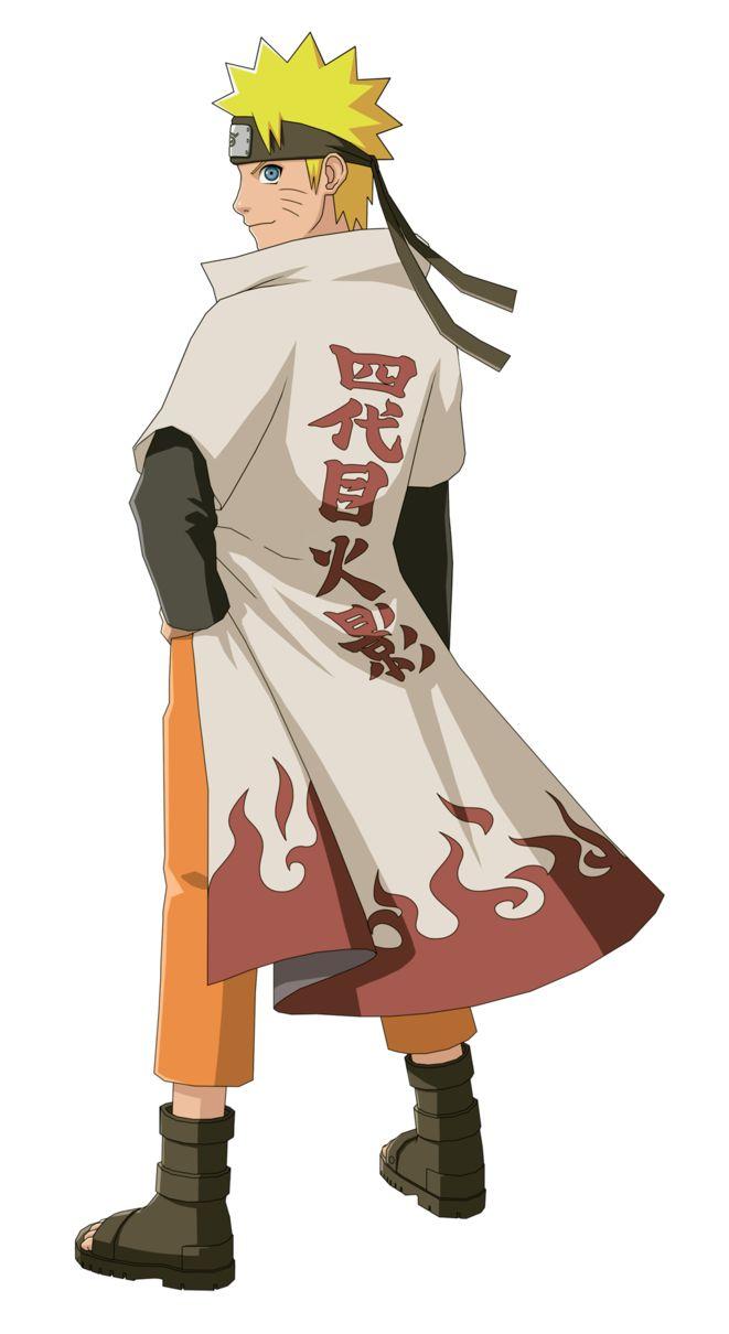 Los mejores Renders de Naruto Uzumaki!!! xD