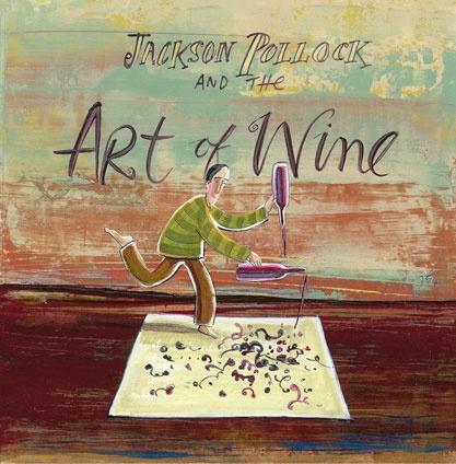 'Art of Wine' by Frans Groenewald