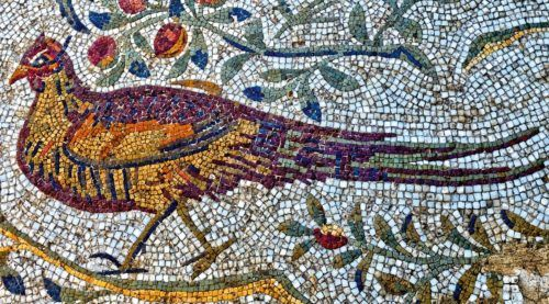 mosaics in the history of art