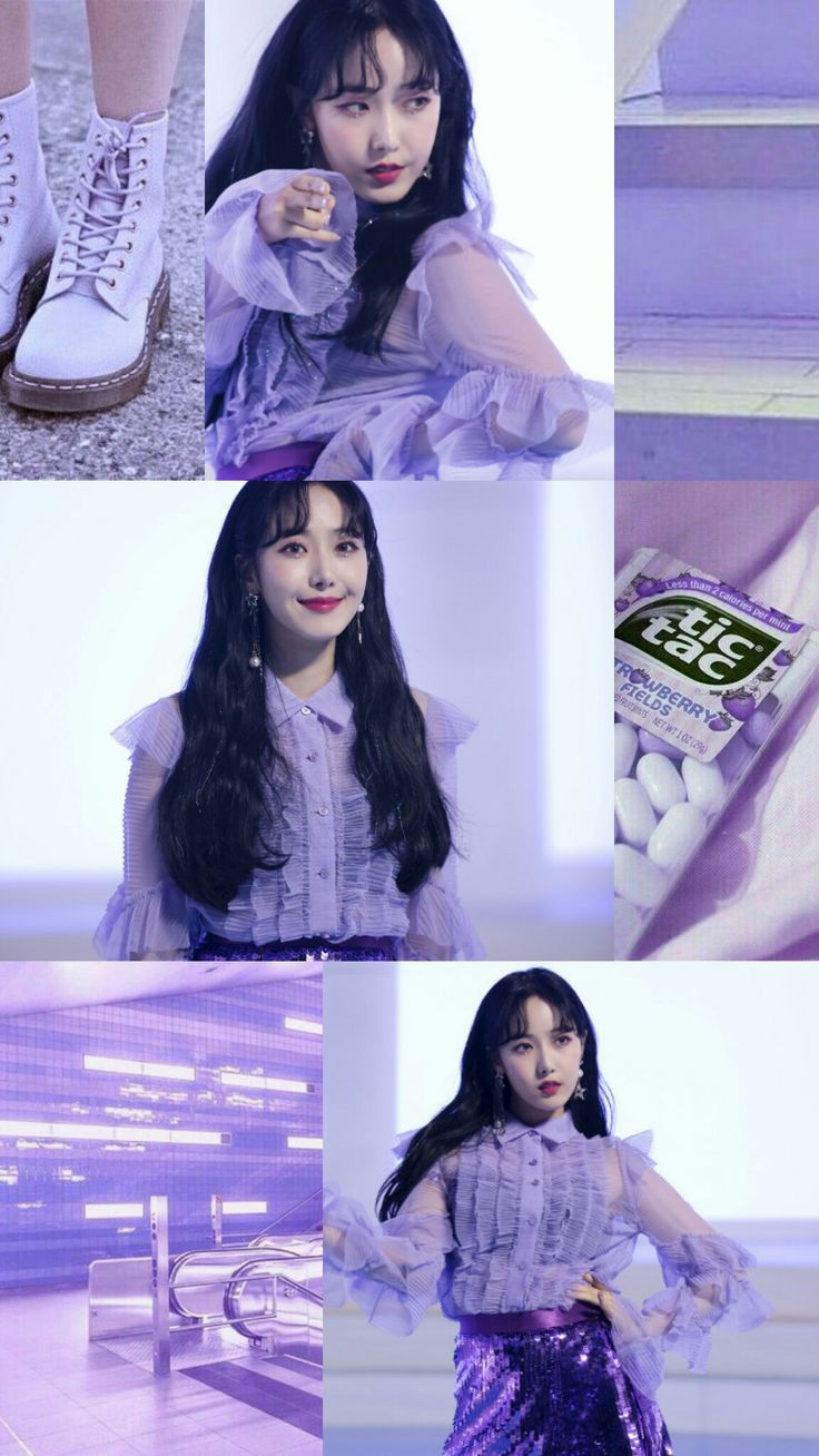 Collage Wallpaper Gfriend Aesthetic Collage Wallpaper Lockscreen