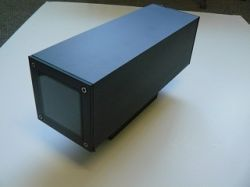 Up Down Wall Bracket Rectagular 100mm x 100mm x 300mm High 100mm x 100mm x 600mm High GU10 Lampholder Any Colour