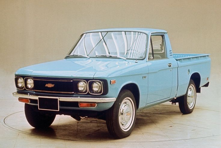 In the 70s General Motors decided to strengthen its line of trucks with a compact frame pick-up truck. The Japanese company Isuzu was chosen as a partner, and the light truck Isuzu Faster was used as the basis, which turned into a Chevrolet LUV. From 1972 to 1979, it was produced only with a rear-wheel drive.  The front suspension was lever-torsion independent, and the rear suspension was dependent spring. The was petrol engine with four cylinders of 1.8 liters of 80 hp. at 4800 rpm. OHC…