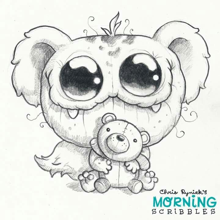 Scribble Monster Drawing : Best adult coloring pages images on pinterest cute