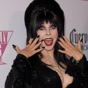Happy Birthday Cassandra Elvira Peterson! She turns 61 today...