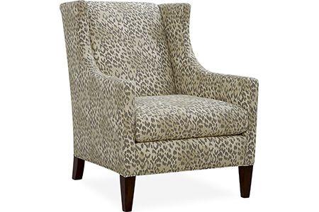 Lee Industries: 1793-01 Chair