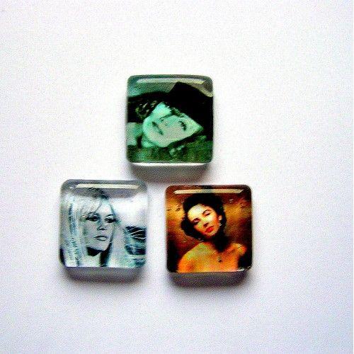 Ikony kina magnesy na lodówkę