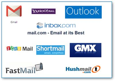 Free email providers all over the world!  1.http://www.blackhatworld.com/blackhat-seo/black-hat-seo/426309-list-100-free-email-services.html  2.