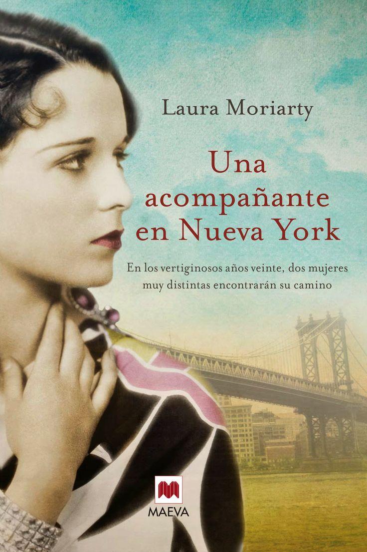 """""""Una novela llena de momentos duros, de lágrimas y de infelicidad, salpicada por sonrisas y esperanza. En conjunto, una historia real llena de sentimientos y de emociones en una convulsa época de cambios sociales."""" http://www.alaspapel.com/2014/05/una-acompanante-en-nueva-york-de-laura.html"""