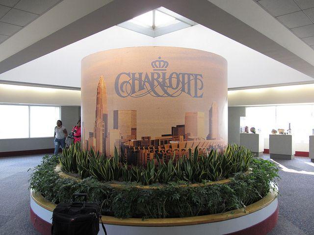 charolette north carolina airport   ... , Charlotte/Douglas International Airport, Charlotte, North Carolina