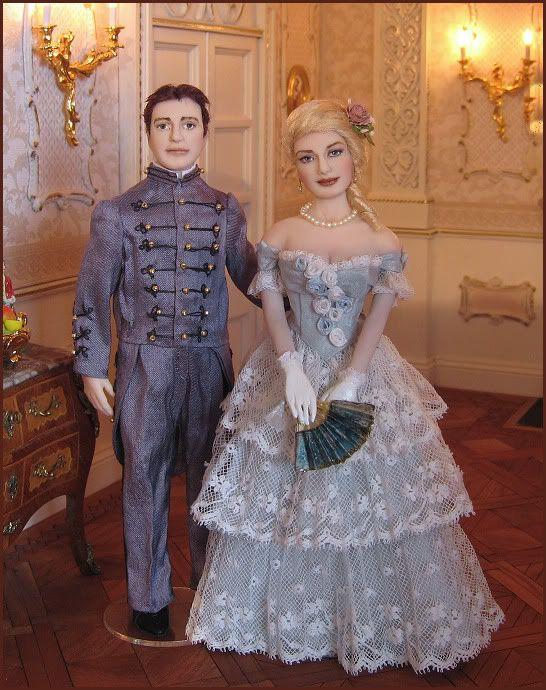 Pre-Civil War dolls