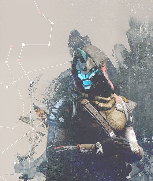 thelastvvord:  ♠ Cayde-6