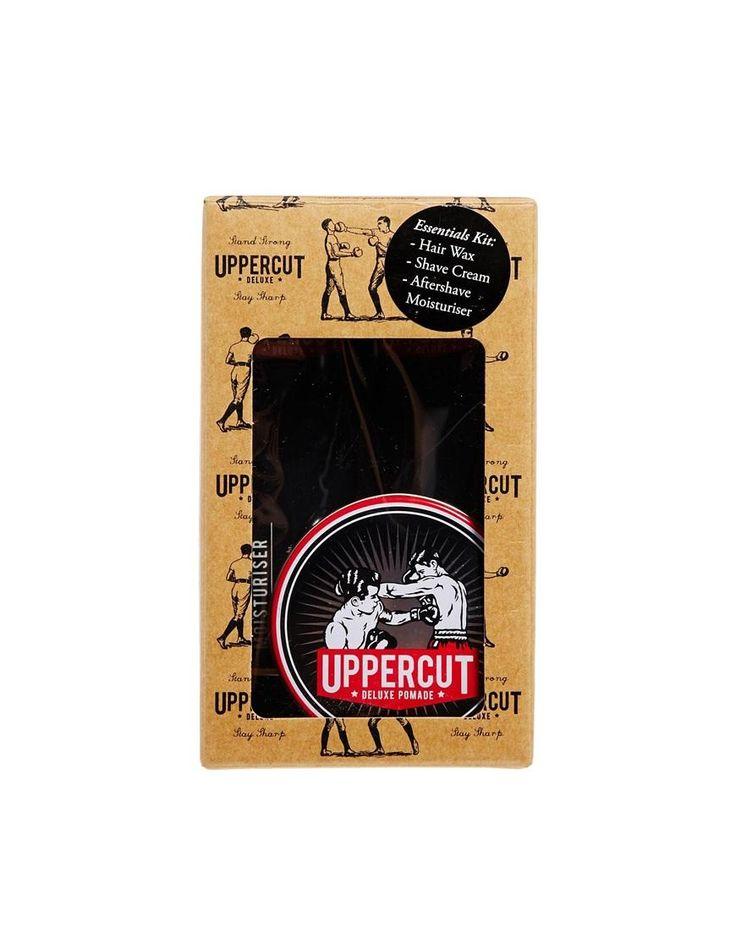 Uppercut Deluxe   Uppercut Deluxe Hair Pomade Gift Set at ASOS