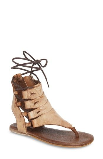 abb794b99f51 Free shipping and returns on Roan Rosalinda Tall Sandal (Women) at  Nordstrom.com. Layered V-straps ladder up the front of a gladiator-inspired  thong-strap ...