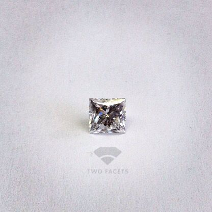 The Princess Cut Diamond. If this cut catches your fancy it implies that you have strong leadership skills and are highly organised. This exquisite diamond is a 2.01ct G vs2 and the GIA report no. is: 16163604. $9,000/ct