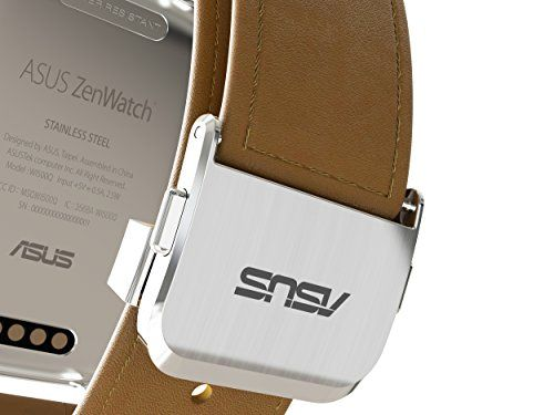 WANT -  ASUS Smartwatch   Silver  Rose Gold