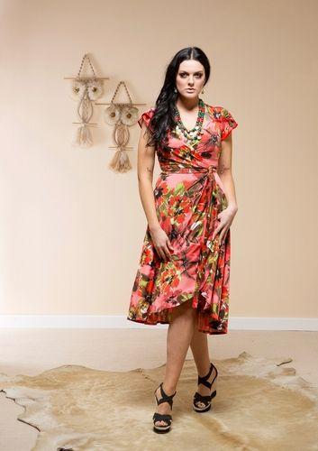 Bella Fiora Wrap Dress. Purchase: http://sprinkleemporium.bigcartel.com/product/bella-fiora-wrap-dress