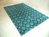 RUG VILLAGE 183x274cms Hand Made Wool (AA)