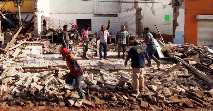 Mexico Citys Earthquake Alert Worked. The Rest of the Country Wasnt So Lucky