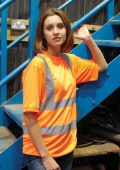 áo thun phản quang mẫu 14