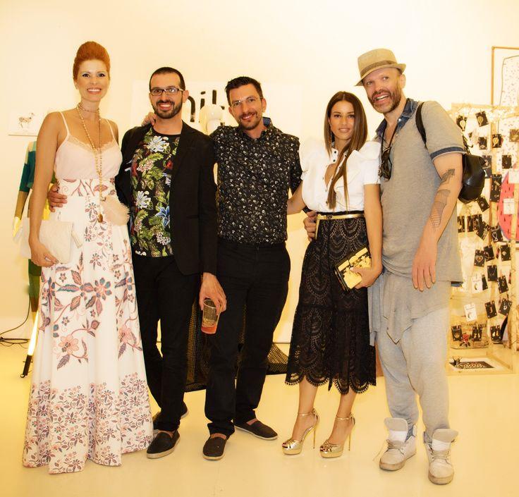 Στο Andydote mid season party παρουσιάστηκαν οι νέες τάσεις της μόδας για την επερχόμενη χειμωνιάτικη κολεξιόν. Η εκδήλωση στην οποία με μεγάλη χαρά παρευρέθηκα ως καλεσμένη του Fashion Assured συγκέντρωσε εκλεκτά ονόματα από τον χώρο της μόδας και παρουσίασε με μεγάλη επιτυχία το έργο πολύ σημαντικών Ελλήνων σχεδιαστών, καθώς και αγαπητών συνεργατών μου, όπως ο Nassos Ntotsikas.