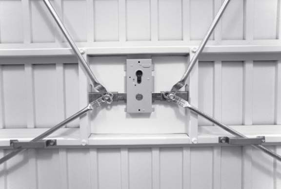 Best 25 Garage Door Lock Ideas On Pinterest Garage Door