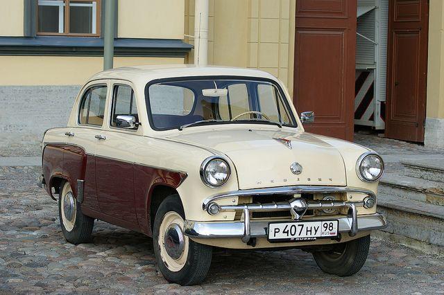 moszkvics407 - G-Portál