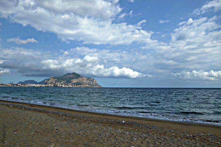 monte Pellegrino, Palermo, foto di Licia Agliuzza.