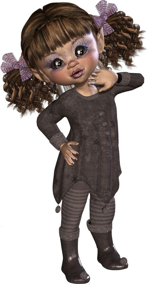 Кукла картинка анимашка, открытки александре днем