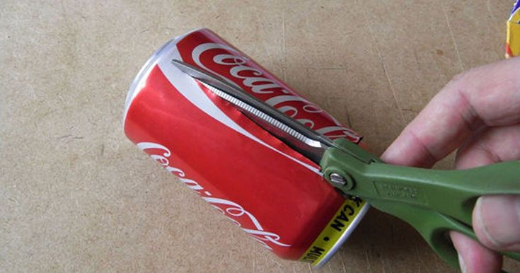 Stop throwing out empty Coke cans. Use these 13 brilliant ideas and re-use them instead