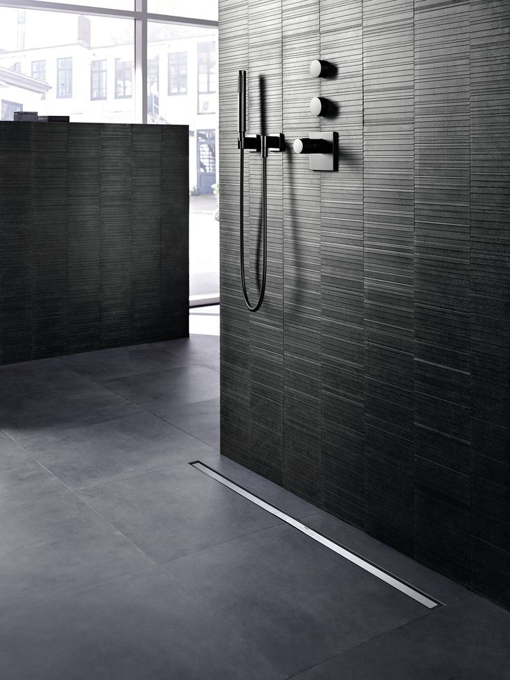 CleanLine by Geberit #bathroom #black