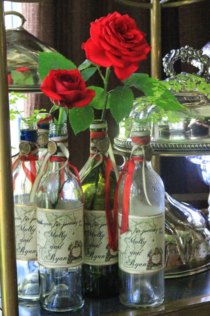 Romancing the Home: Rehearsal Dinner- Italian Style