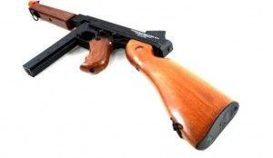 Thompson M1A1 Full-Metal Body AEG airsoft gun Ultimate Review | My Favorite Airsoft Gun