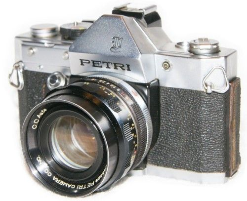 Buy Vintage PETRI V6 SLR Camera Bundle. View picturesfor R800.00