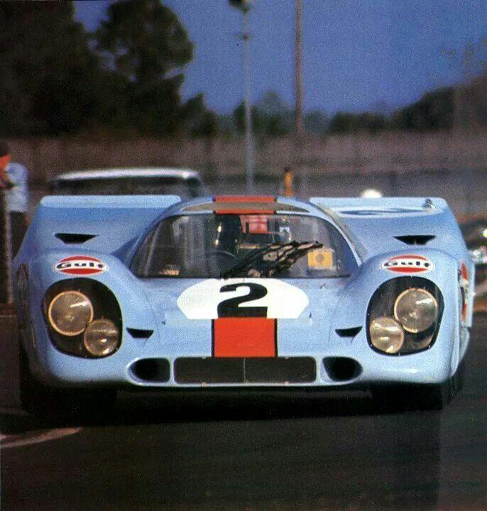 917 K Daytona 24 Winner 1970